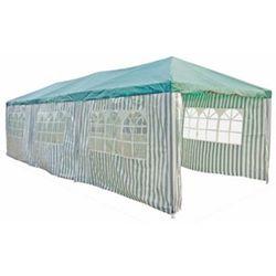 vidaXL Pawilon ogrodowy 3x9m, zielony Darmowa wysyłka i zwroty