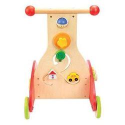 Wspaniały kolorowy chodzik do zabawy dla dzieci