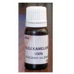 Olejek kameliowy 100%, do włosów 10ml Rhea olejek herbaciany