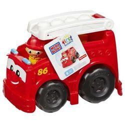 Klocki MEGA BLOKS Pojazdy klasyczne Wóz strażacki