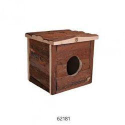 Drewniany domek dla gryzoni Jerrik