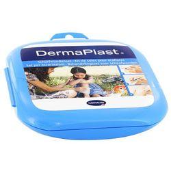 Dermaplast zestaw plastrów na zadrapania i małe rany 1 szt.