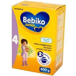 BEBIKO 800g Junior 4 Mleko modyfikowane dla dzieci powyżej 2. roku życ