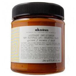 DAVINES ALCHEMIC GOLDEN - odżywka koloryzująca złocisty blond 250 ml