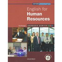 English for Human Resources (opr. miękka)