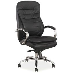 Fotel biurowy Signal Q-154 skóra naturalna DOSTAWA GRATIS