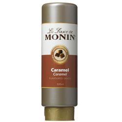 Oryginalny Sos Monin karmelowy 0,5l