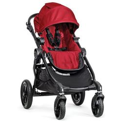 Baby Jogger City Select Red z czarną ramą