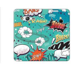 Flex Book Fantastic - Samsung Galaxy Trend 2 Lite - pokrowiec na telefon - komiks