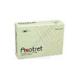 Axotret kaps.miękkie 0,01 g 30 kaps. (3 blist.po 10 szt.)