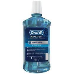 ORAL-B Pro-Expert Clinic Line Płyn do płukania jamy ustnej 500ml