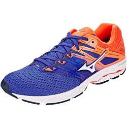 59752823 Mizuno Wave Shadow 2 Buty do biegania Mężczyźni niebieski/biały UK 8,5