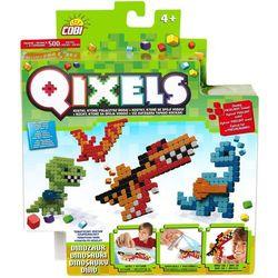 Cobi Qixels Tematyczny zestaw uzupełniający Dinozaury