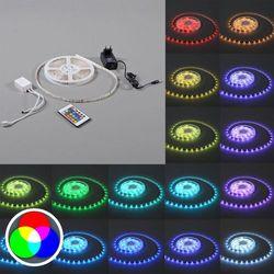 Elastczna taśma LED RGB IP20 5 metrów