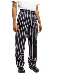 Spodnie rzeźnicze w paski | rozmiary XS-XXL