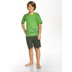 Piżama Cornette Kids Boy 789/34 Hungry Crocodile