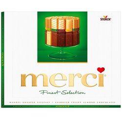 MERCI 250g Finest Selection Kolekcja czekoladek z migdałami
