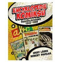 Encyklopedie komiksu v Československu 1945–1989 Robert Pavelka; Josef Ládek