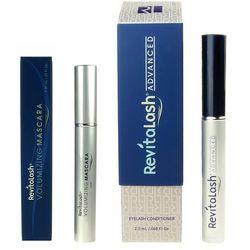 RevitaLash Zestaw: Eyelash Conditioner Advanced 2,0ml + Volumizing Mascara 7,39ml