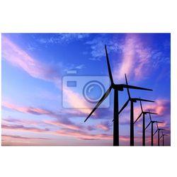 Obraz generator turbiny wiatrowej