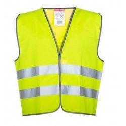 LAHTI PRO Kamizelka ostrzegawcza żółta rozmiary M-XXXL (ZNALAZŁEŚ TANIEJ - NEGOCJUJ CENĘ !!!)