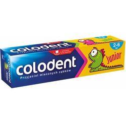 Colodent Junior Pasta do zębów dla dzieci 2-6 lat