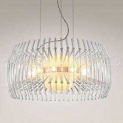 MAXLIGHT FANCY LAMPA WISZĄCA CHROM 15X28W G4 + 2X50W GU10 230V żarówki LED gratis!