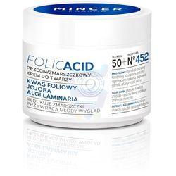 Mincer Pharma Folic Acid 50+ Przeciwzmarszczkowy krem do twarzy 50 ml