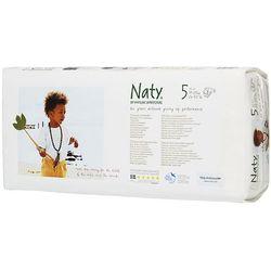 NATY Ekologiczne pieluchy 5 (11-25kg) 42szt pieluszki jednorazowe Ekon