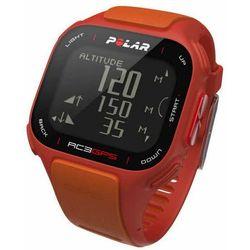 Polar RC3 GPS watch orange