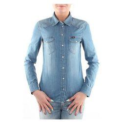 Koszule z długim rękawem Lee Koszula Sl Western Fresh Wash 51BAXOB