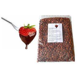 Czekolada karmelowa belgijska do fondue oraz fontann | 1 kg