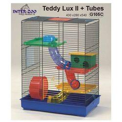 Inter-Zoo klatka dla chomika Teddy Lux II z tunelami