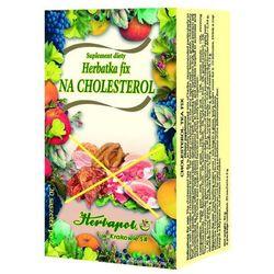 Herbatka na cholesterol 2 g x 20 sasz