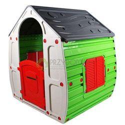 Domek ogrodowy dla dzieci 07 wys. 109 cm