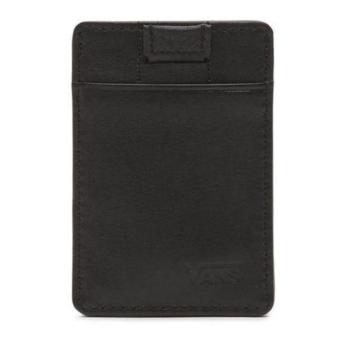 5ed6a5a91faa9 portfel VANS - Vans Eject Card H Black (BLK) rozmiar  OS - porównaj ...