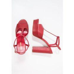 Zalando Iconics Sandały na obcasie rosso