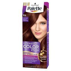 Palette Intensive Color Creme, farba do włosów, R4 kasztan