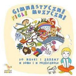 Gimnastyczne figle muzyczne (CD)