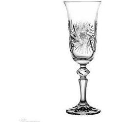 Kieliszki do szampana kryształowe 6 sztuk -3567