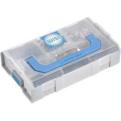 Zestaw do zaciskania WISI Zestaw do prac instalatorskich w poręcznej walizce na narzędzia DX 01 DX 02