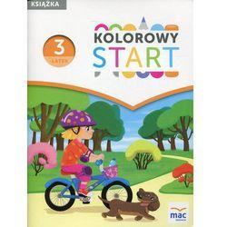 Kolorowy Start Trzylatek Książka