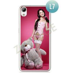Obudowa Zolti Ultra Slim Case - HTC Desire 626 - Romantic- Wzór L7 - L7