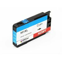Tusz 951XL Cyan do HP OfficeJet Pro 8600, HP Officejet Pro 8610, HP Officejet Pro 251dw / 30 ml / zamiennik / DD-Print