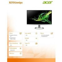 LCD Acer r270usmipx