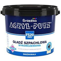 Gotowa masa szpachlowa FS20 Finisz Acryl Putz, 5kg