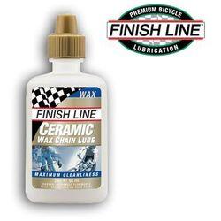 400-00-30_FL Olej do łańcucha FINISH LINE CERAMIC WAX LUBE parafinowany, 60 ml