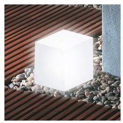 Cube lampa solarna w formie kostki