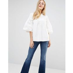 M.i.h Jeans May Top - White