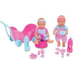 Lalka Mini New Baby Born - Bliźniaki